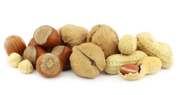 Νέα δεδομένα για την αλλεργία στους ξηρούς καρπούς