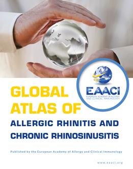 H πρόσφατη έκδοση της Ευρωπαϊκής Ακαδημίας Αλλεργιολογίας και Κλινικής Ανοσολογίας πάνω στην αλλεργική ρινίτιδα και τη ρινοκολπίτιδα με ελεύθερη πρόσβαση!