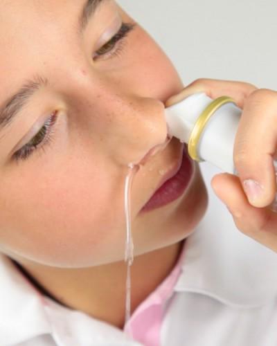 Οι ρινικές πλύσεις βελτιώνουν τα συμπτώματα του άσθματος
