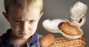 Δερματικό επίθεμα θεραπεύει την αλλεργία στο φιστίκι στα παιδιά